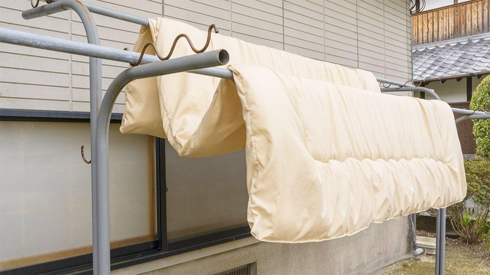 こたつ布団の洗濯(手洗い編)