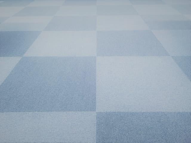 タイルカーペットの貼り方