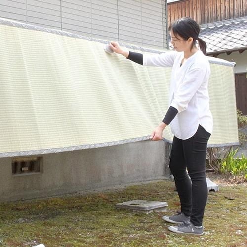 水濡れ・カビ対策