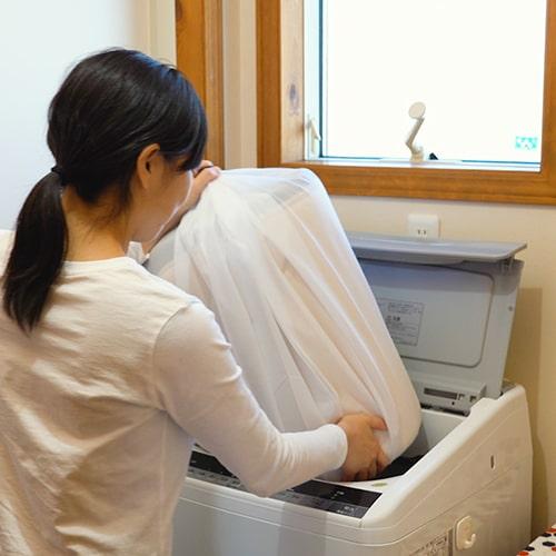 こたつ布団の洗濯機での洗い方