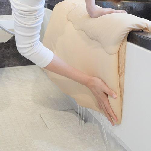 こたつ布団の手洗いの仕方