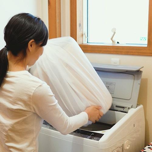 ラグ・カーペットの洗濯機での洗い方