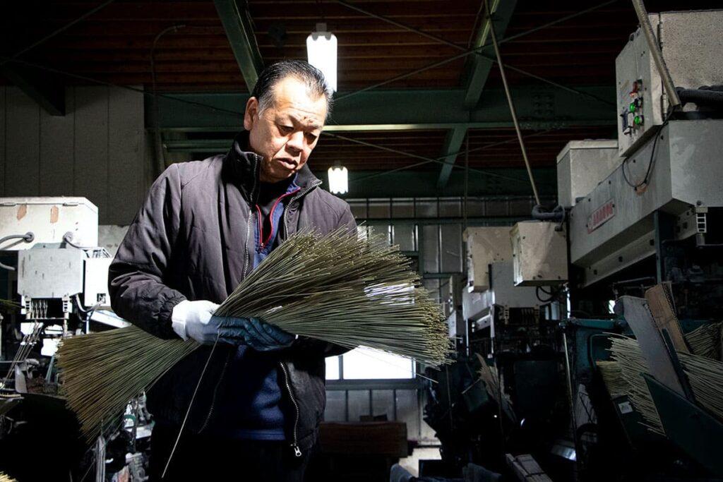 い草ラグ生産者 野口俊幸さんが語る、い草ラグの魅力