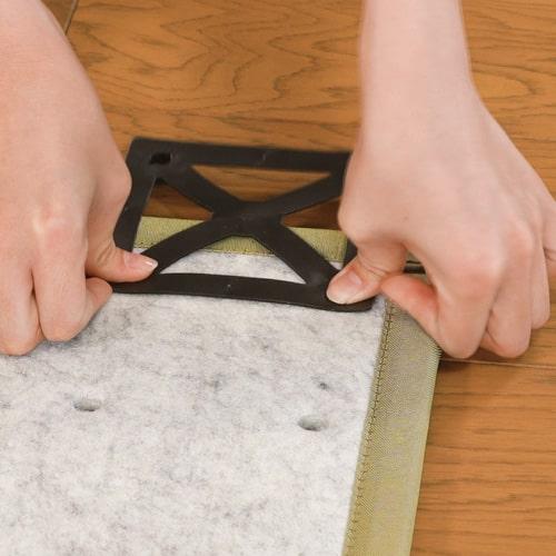 失敗しないユニット畳の敷き方